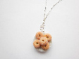 Sugary Doughnut Necklace