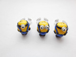 Despicable Me Minion Adjustable Ring