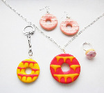 Party Ring Biscuit 4-Piece Gift Set