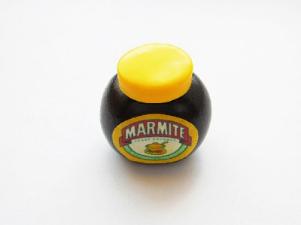 Kitsch Marmite Fridge Magnet