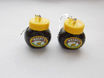 Marmite Jar Earrings