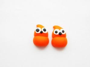 Zingy Mascot Earring Studs