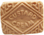 Custard Cream Ring