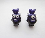 Purple Despicable Me Minion Ring