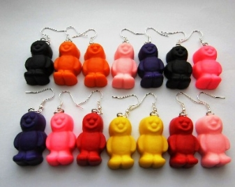 Jelly Babies Earrings