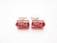 Coca Cola Cufflinks