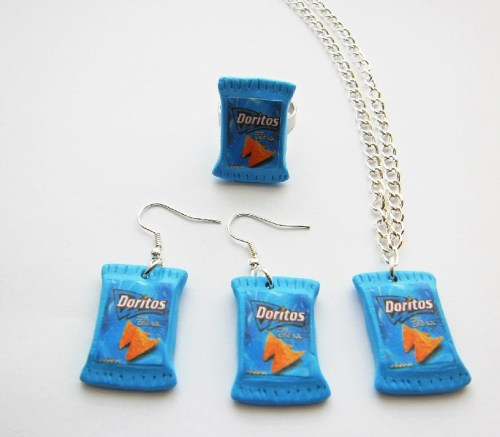 Blue Doritos Gift Set