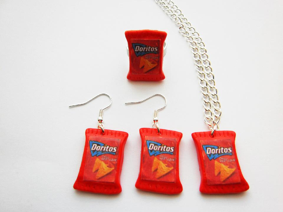 Red Doritos Gift Set