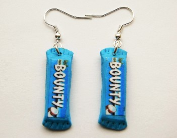 Mini Bounty Earrings