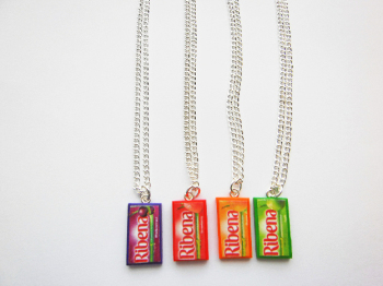 Drink Pendant Necklace