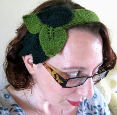 Viridiana Hairband