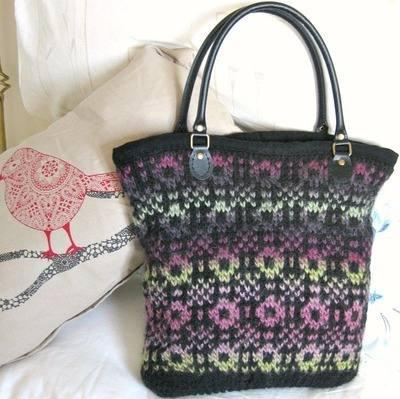 Welsh Tapestry Tote