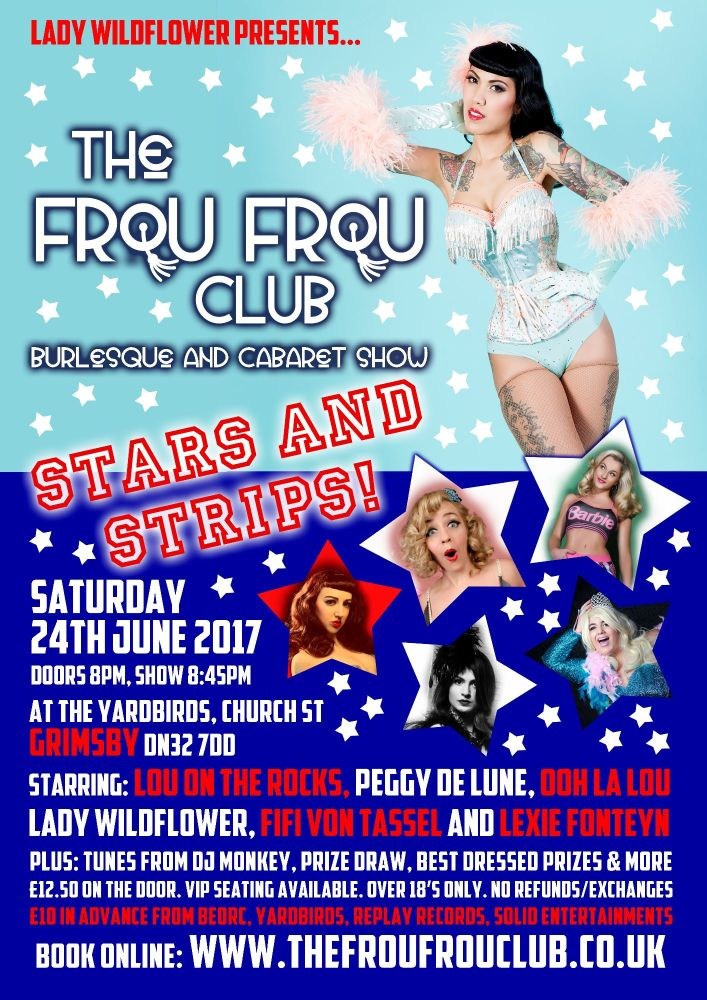 Frou Frou GY June 2017