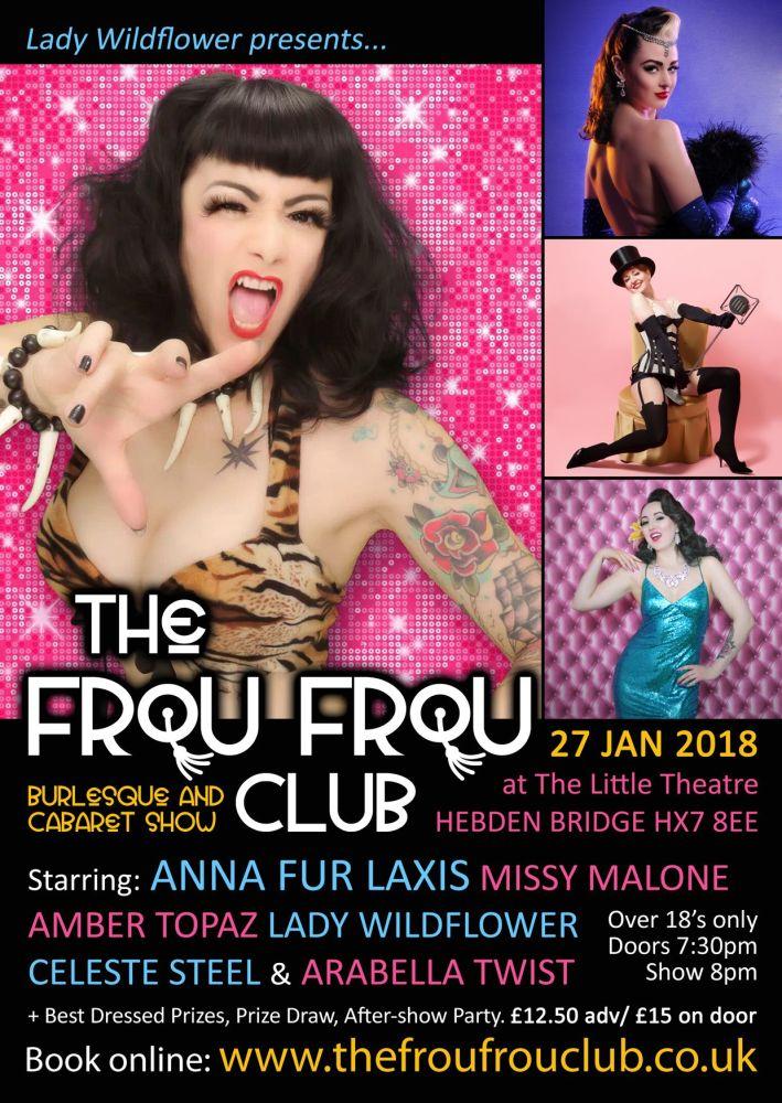 Frou Frou poster Jan 2018 A6