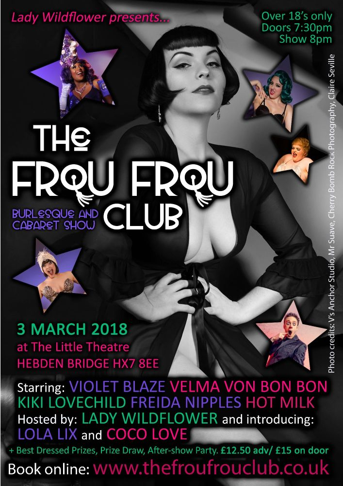 frou frou poster march 2018 copy