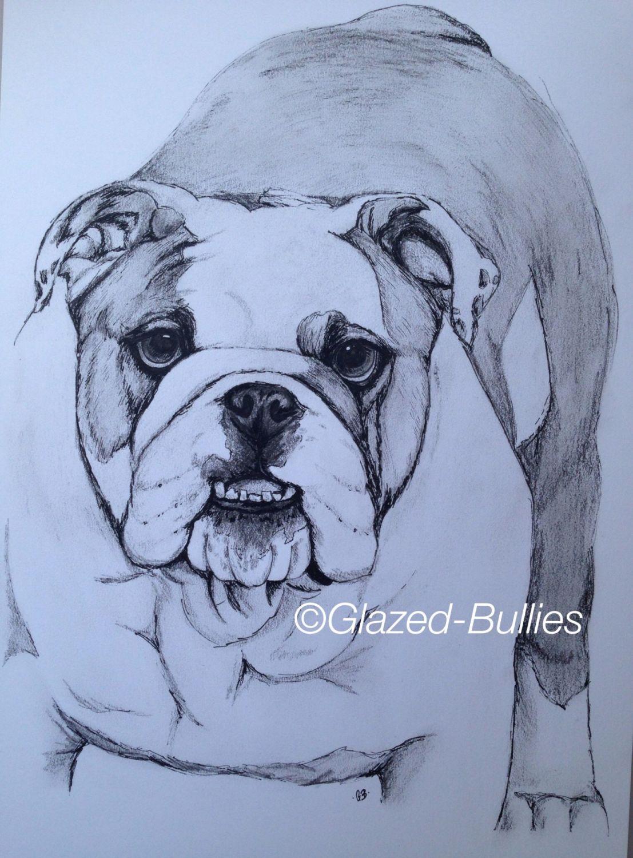A3 Size Pencil / Charcoal Portrait
