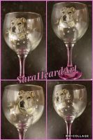 Portrait - Pair of Wine/Gin Glasses