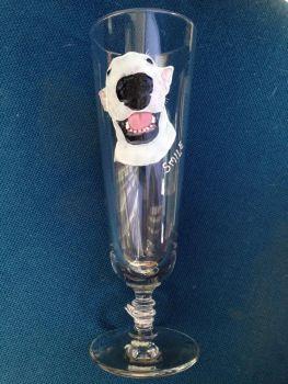 Portrait - Single Champagne Flute