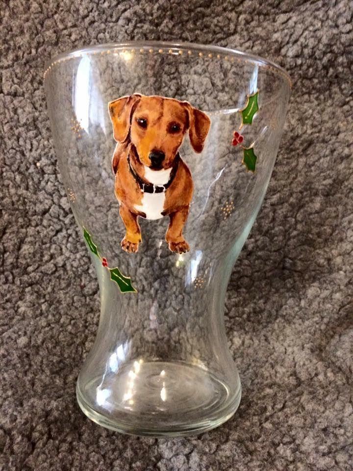 Portrait - Round Vase