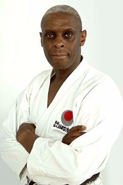 Sensei Roy Tomlin Karate Instructor