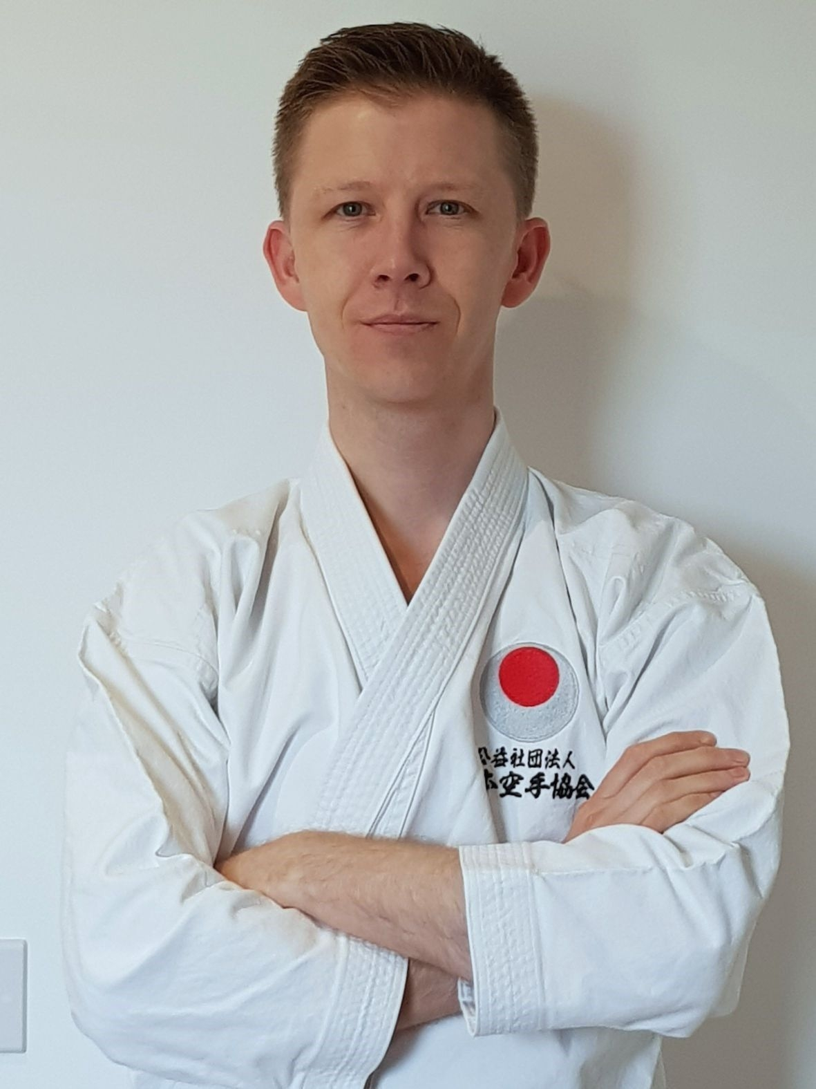 Karate Instructor - Sensei Michael Zdanowski 3rd Dan
