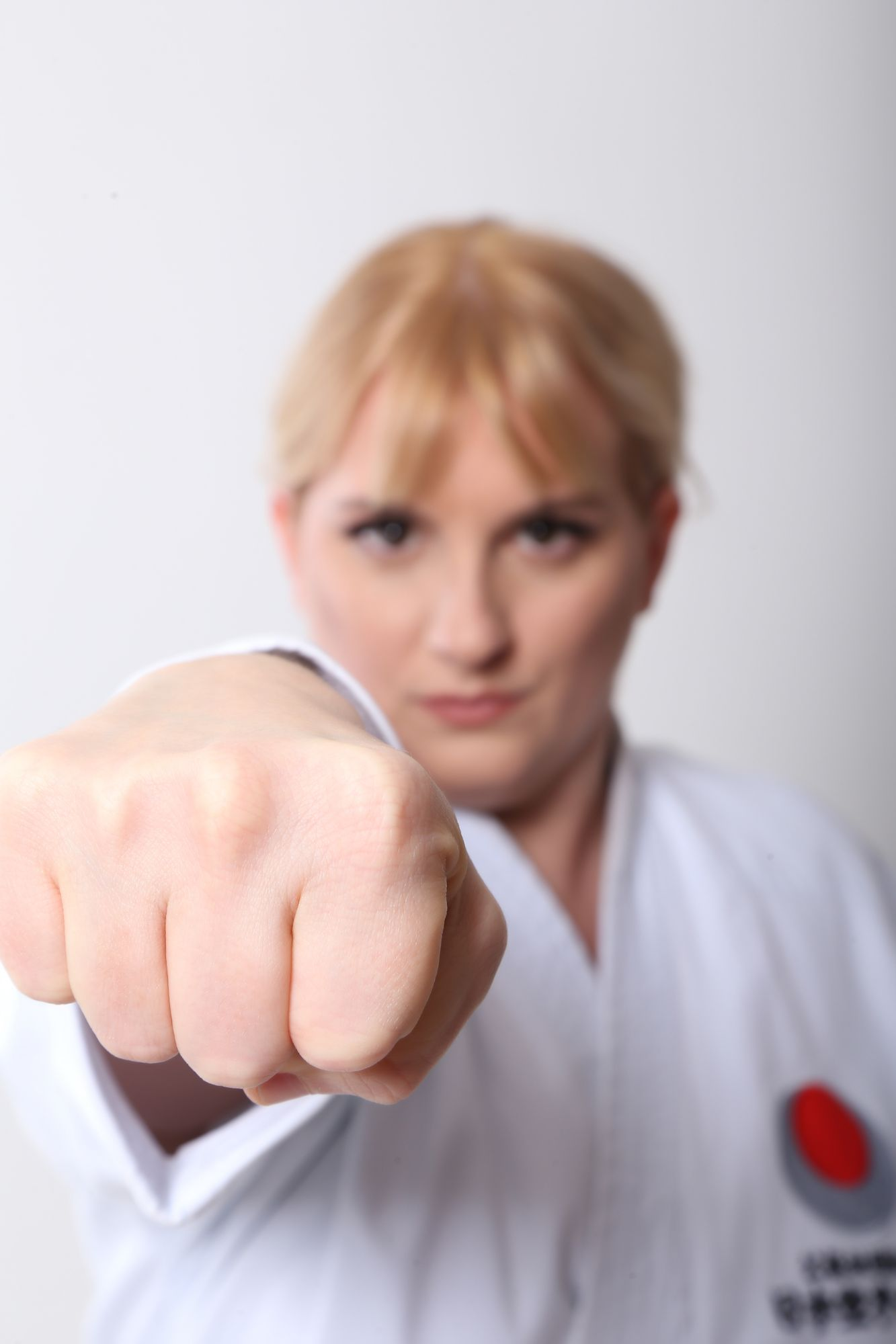 Karate Instructor - Sensei Rose Tumminello 3rd Dan