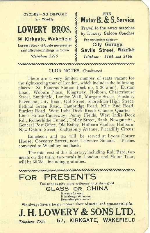 4th May 1938 Wakefield v Newcastle page 5