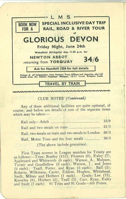 4th May 1938 Wakefield v Newcastle page 8