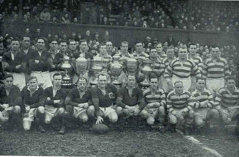 Trin v Wigan 47 six cups photo