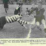 Ivor Dorrington and Tom Van Vollenhoven