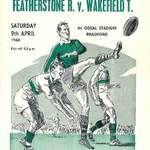 1960 Challenge Cup Semi-Final