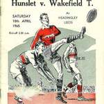 1965 Challenge Cup Semi-Final