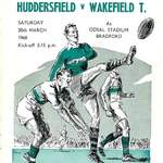 1968 Challenge Cup Semi-Final