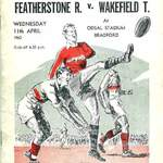 1962 Challenge Cup Semi-Final