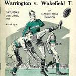 1963 Challenge Cup Semi-Final