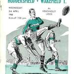 1968 Challenge Cup Semi Final Replay