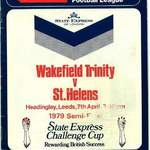 1979 Challenge Cup Semi Final