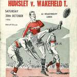 1956 Yorkshire Cup Final