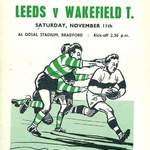 1961 Yorkshire Cup Final