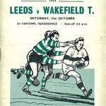 1964 Yorskshire Cup Final