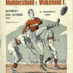 1960 Yorkshire Cup Final