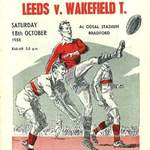 1958 Yorskshire Cup Final