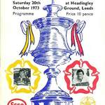 1973 Yorkshire Cup Final