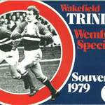 1979 Wembley Souvenir