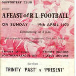 1970 feast of RL football