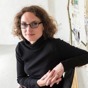 Jane Carlisle Bellerby Silk Art