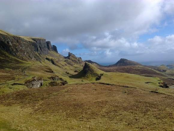 The Quiriang, Isle of Skye