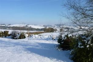 Snowscene 2 jan 13