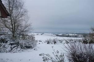 Snowscene 4 jan 13