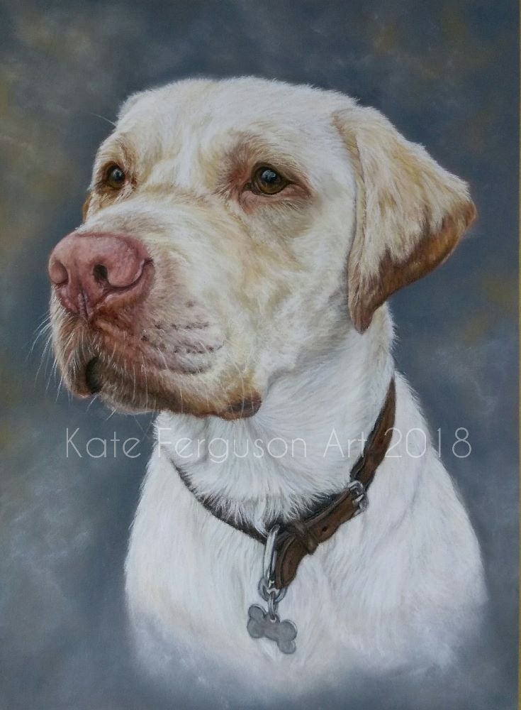 Commission in pastels - Bugsy
